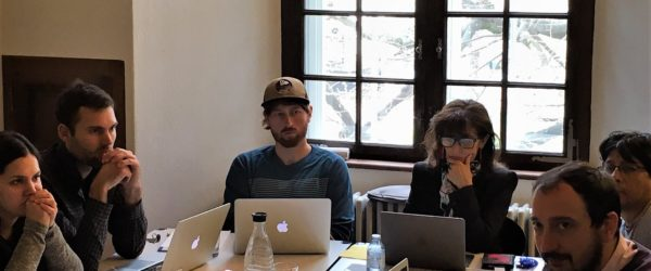 Prácticas multimodales en la narración colaborativa