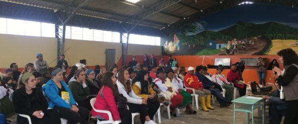 Voces Andinas y Conocimientos Ancestrales para la revitalización lingüística
