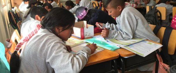 Estado de Situación de Educación Intercultural Bilingüe en Ecuador