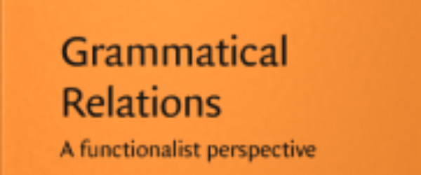 Grammaticalization, Clause Union and Grammatical Relations