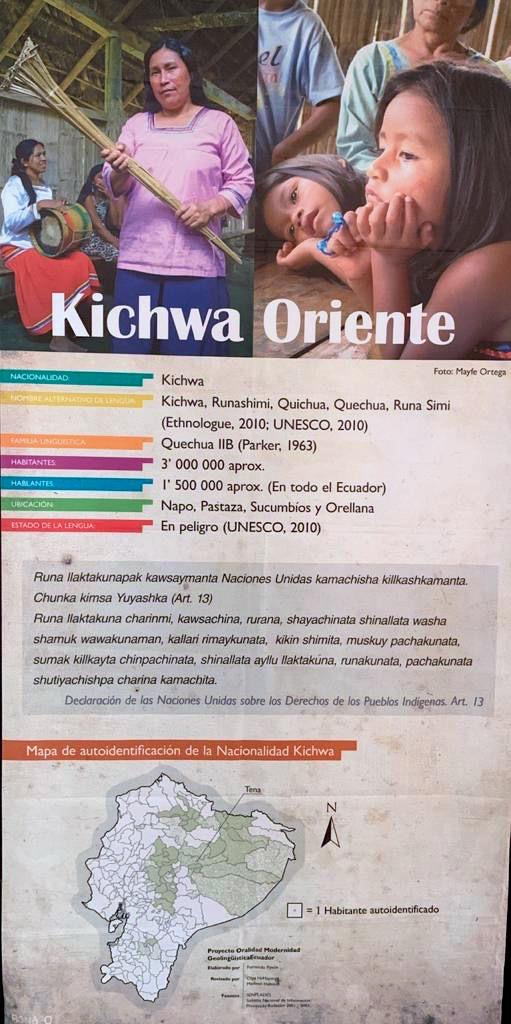 Kichwa Amazónico