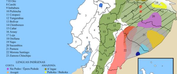 Pueblos y lenguas indígenas de la amazonía ecuatoriana