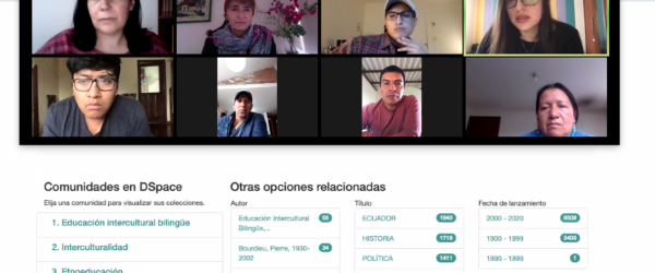 Repositorio Digital de Interculturalidad, Etnoeduación y Educación Intercultural Bilingüe