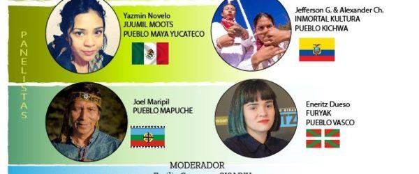 Oralidad Modernidad colabora con Sisariy para la revitalización de las lenguas originarias. Foro 4
