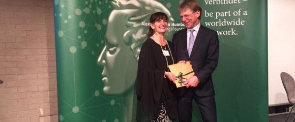 Virtual Meeting for Award Winners. Premio Georg Forster
